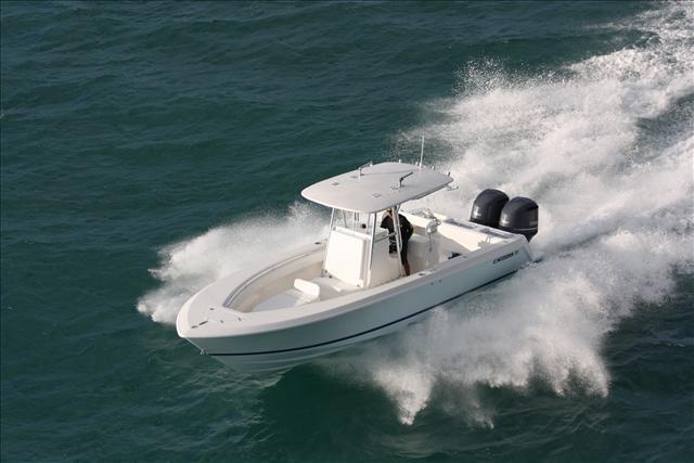Contender Sport Fishing Boat 30 ST