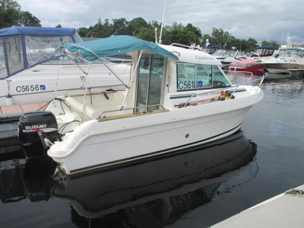 Jeanneau MERRY FISHER 624