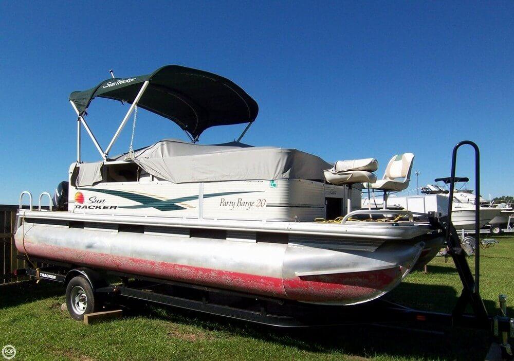 Sun Tracker 20 Party Barge 2010 Sun Tracker Party Barge 20 Classic for sale in Mandeville, LA