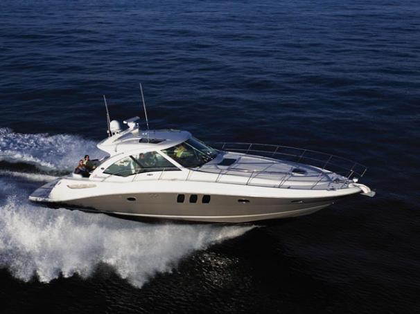 Sea Ray 48 Sundancer Manufacturer Provided Image