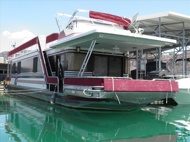 SUMERSET HOUSEBOATS 14x65 House Boat