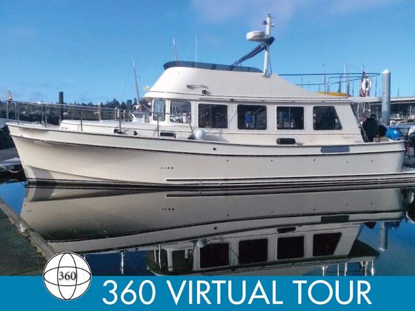 Camano 41 Performance Trawler