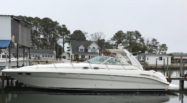 Sea Ray 410 Sundancer 2000 Sea Ray 410 Sundancer 'Second Fling'