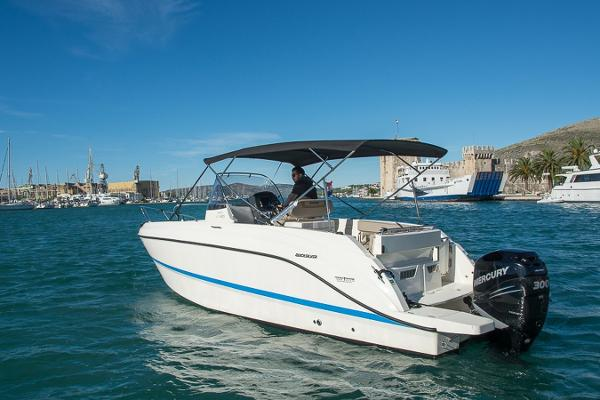 Quicksilver 805 open quicksilver 805 open