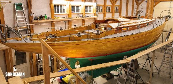 Concordia 41 Yawl
