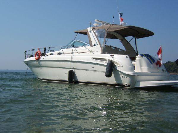 Searay 380 Sundancer