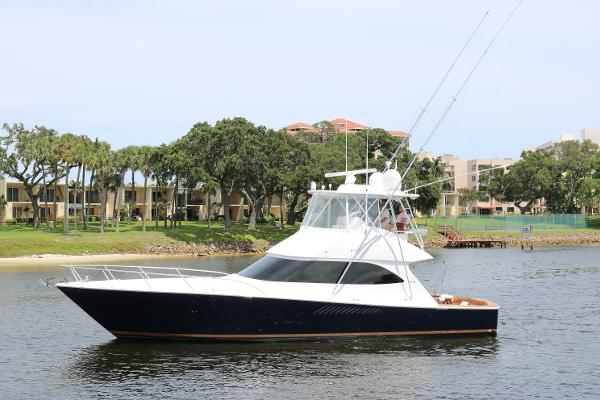 Viking 50 Conv Sport Fisher Outlaw
