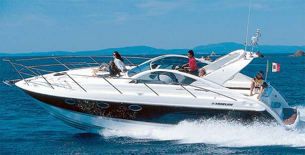 Fairline 37 Manufacturer Provided Image