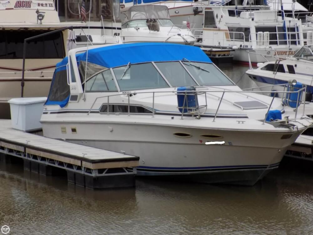 Sea Ray 340 Sundancer 1986 Sea Ray Sundancer 340 for sale in Cincinnati, OH