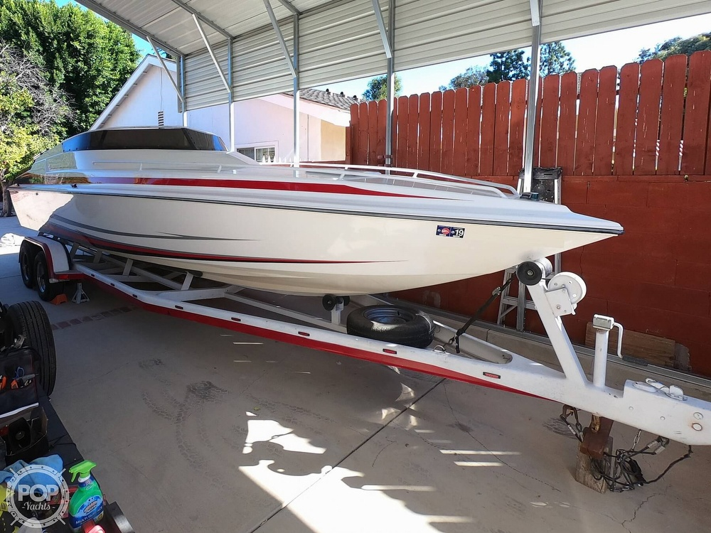 Carrera Boats Cyclone 270 1998 Carrera Cyclone 270 for sale in Porter Ranch, CA