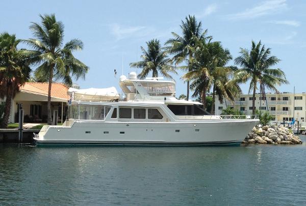 "Offshore 72 Motor Yacht Profile ""SERENITA"""