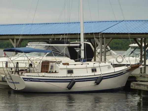 Bayfield 29 Cutter