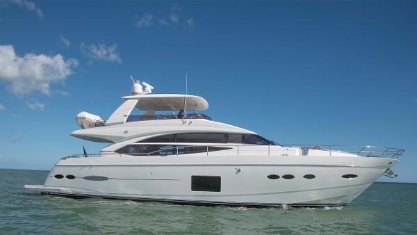 Princess 72 Motor Yacht Princess 72 Motor Yacht Profile