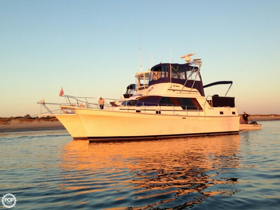 Mainship 36 Double Cabin 1988 Mainship 36 Double Cabin for sale in Amesbury, MA