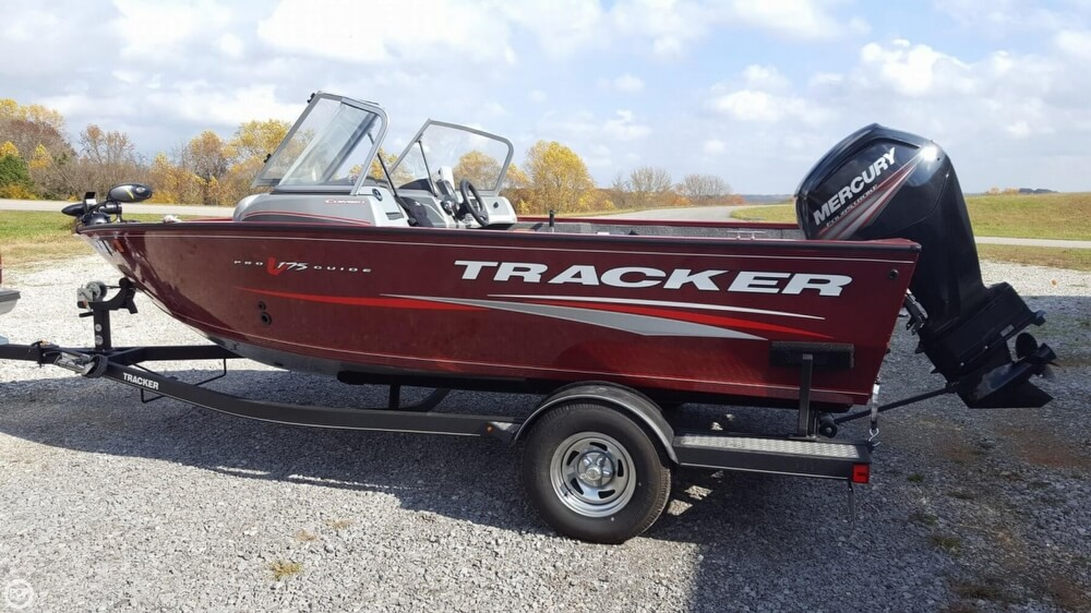 Tracker Pro Guide V-175 Combo 2017 Tracker Pro Guide V-175 Combo for sale in Glasgow, KY