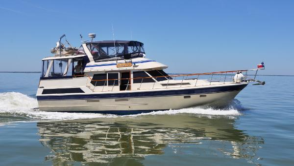 Vista 46 Motoryacht