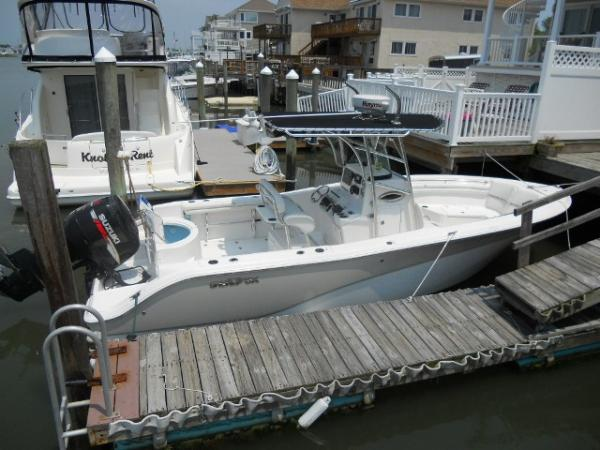 Sea Fox 256 Center Console Main Profile