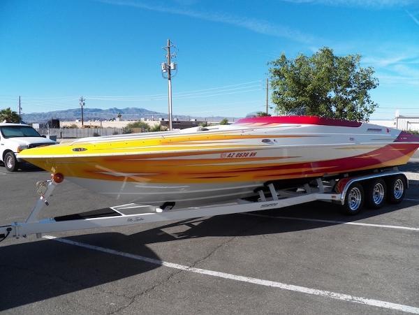 Howard Custom Boats 28 Bullett