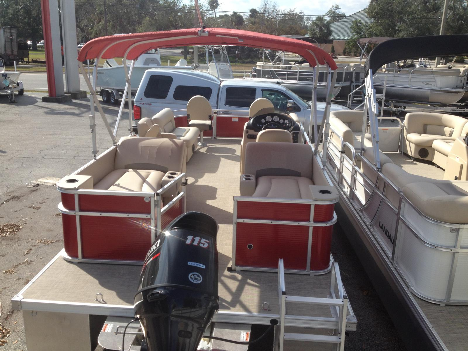 Landau 232 Island Breeze Sport Cruise