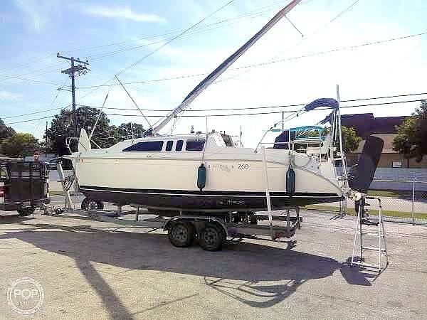 Hunter 260 2003 Hunter 260 for sale in Saint Petersburg, FL