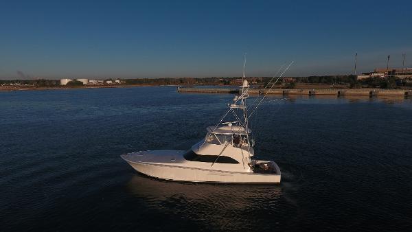 Viking 57 Convertible with SeaKeeper