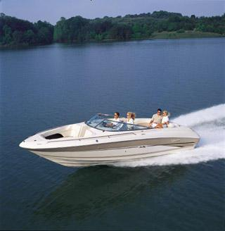 Sea Ray 260 Bow Rider Select Manufacturer Provided Image: 260 Bow Rider Select