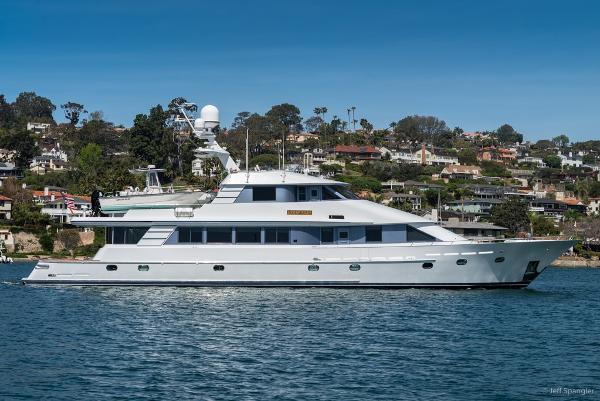 "Crescent Tri-Deck Motoryacht 115' Crescent Tri-Deck Motoryacht ""LIFE OF RILEY"""