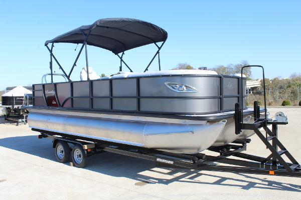 Bentley Pontoons 223 Elite Swingback DC
