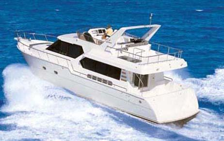 Hi-Star 55 Pilothouse Manufacturer Provided Image