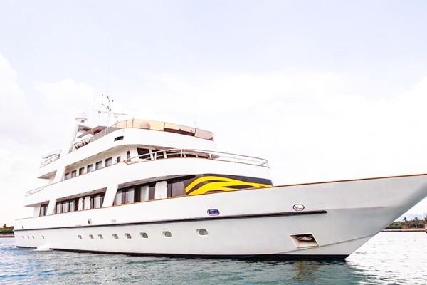 Megaway Superyacht Luxury Live Dive