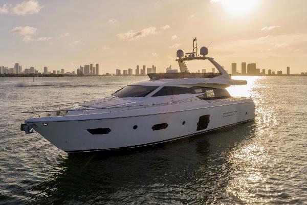 Ferretti Yachts 720 2012 72 Ferretti - Exottica