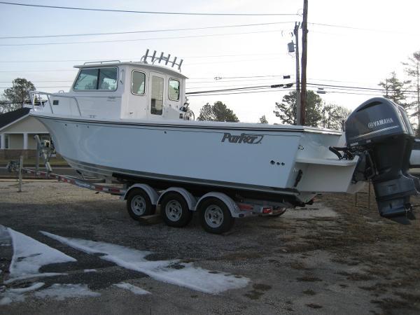 Parker 2820 XLD Sport Cabin, 76248