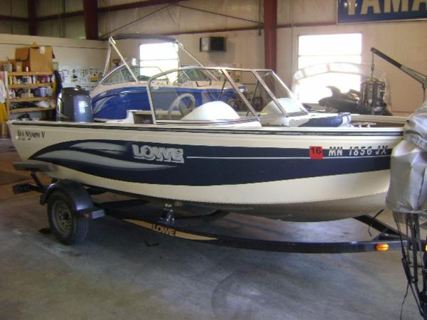 Lowe FS 165 Sea Nymph
