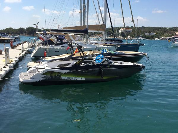 Scarab 255 HO Impulse Wake Scarab 255 HO Impulse Wake for sale in Menorca