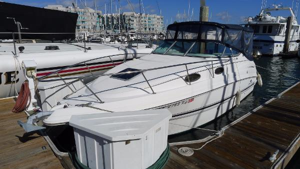 Chaparral 260 Signature