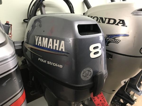Yamaha Boats Marine F8