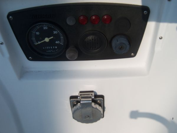 Yanmar gauges