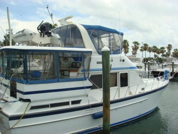 Jefferson Aft Cabin Motoryacht Profile