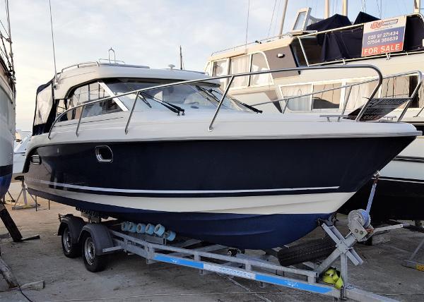 Aquador 23 HT Aquador 23 HT for sale with BJ Marine