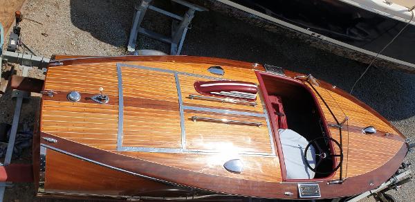 Chris-Craft race boat chris craft 16 race boat