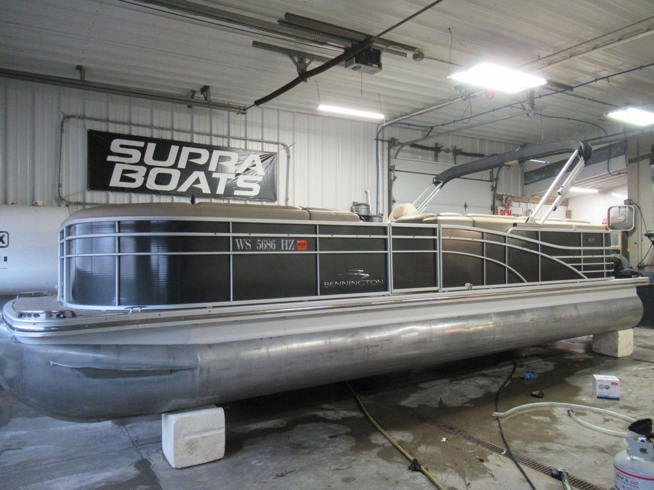 Bennington 2550RCL - TRIPLE TUBE