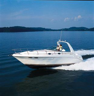 Sea Ray 340 Sundancer Manufacturer Provided Image: 340 Sundancer