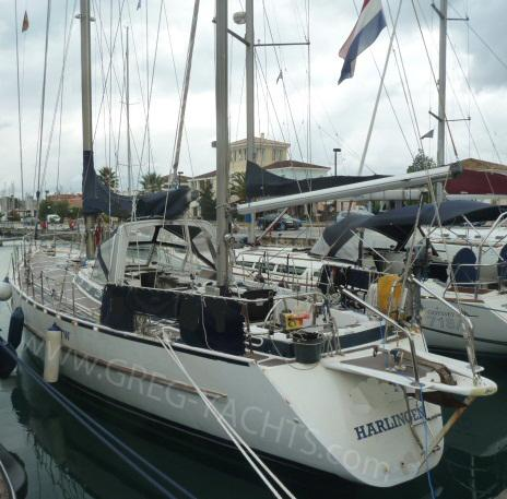 Blacksmith Werft One Off – Danish Steel Ketch