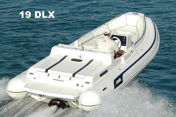 Ab Inflatables 19 Nautilus DLX I/O