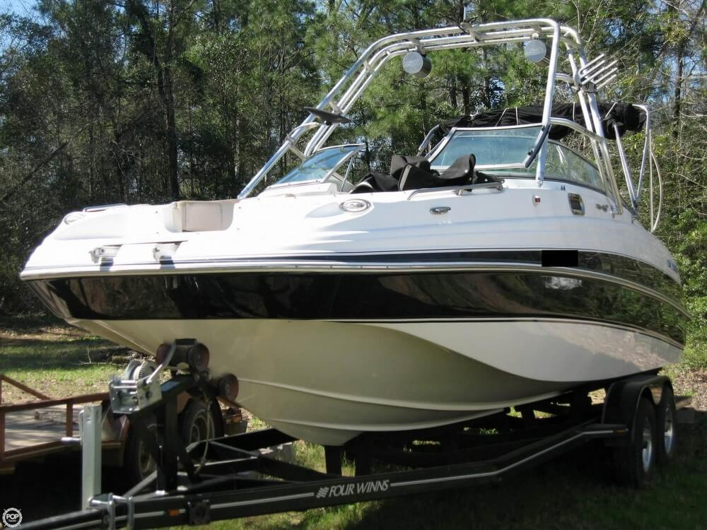 Four Winns 264 Funship 2003 Four Winns 28 for sale in Magnolia, TX