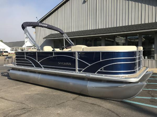 Sylvan 8520 Cruise-n-Fish