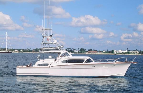 Rybovich Yacht Fish Main Proflie