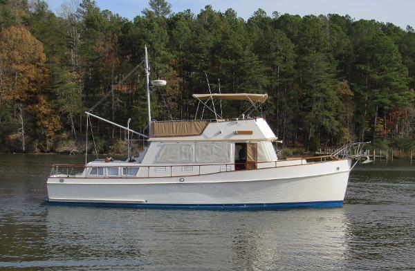 Grand Banks Classic Grand Banks 42 Profile
