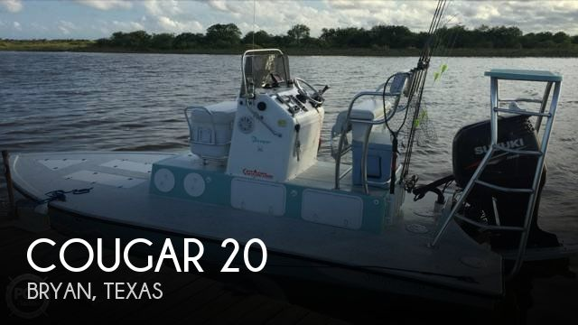 Cougar South Bay 200 2010 Cougar 20 for sale in Bryan, TX