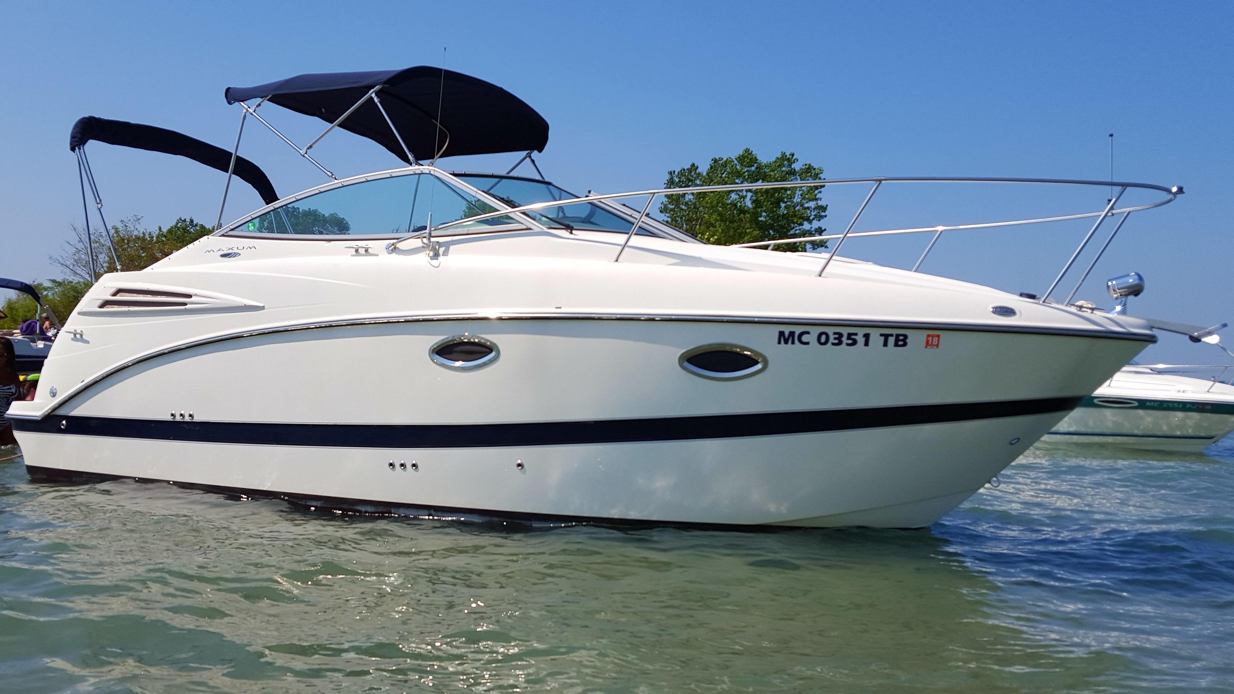 Maxum 2400 SE Profile